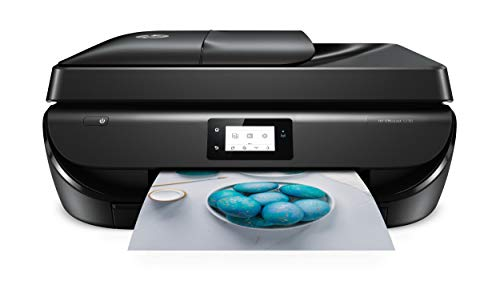 HP OfficeJet 5230 Multifunktionsdrucker (Instant Ink, Drucker, Kopierer, Scanner, Fax, WLAN, Airprint) mit 4 Probemonaten HP Instant Ink inklusive -