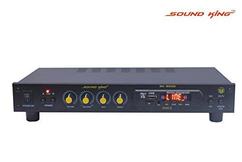 SOUND KING SK 8500 - 4 CH Amplifier