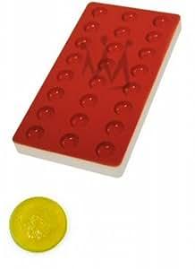 Katy Sue Designs Moule en Silicone jelly pour chocolat et PaSTILLE