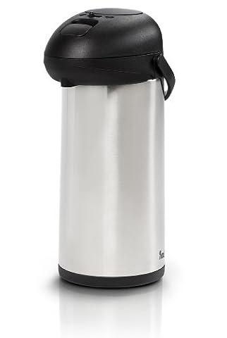 Kenley 5 Litre Hot Beverage Thermal Jug Flask with Pump