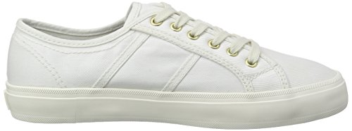 Gant Zoe, Sneakers basses femme Blanc - Weiß (white G29)