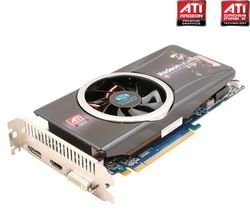 Radeon HD4890 - 1 GB DDR5 - PCI-Express 2.0