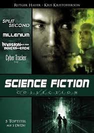 Bild von SPLIT SECOND * MILLENIUM * INVASION AUS DEM INNEREN DER ERDE * CYBER TRACKER 1+2 * Science Fiction Collection DVD