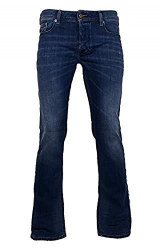 Diesel Herren Skinny Jeans Zatiny, Blau (Denim 01), W32/L32 -