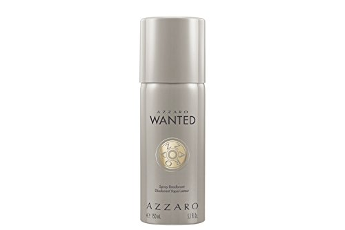 Azzaro Wanted Deodorant Spray, 150 ml (Stick Azzaro Deodorant)