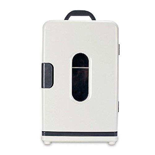 QIHANGCHEPIN Auto Kühlschrank 18L 12V 220V Mini Home Auto Kühler Schlafsaal Kühlschrank Gefrierschrank Auto Kühlschrank Auto Kühlschrank