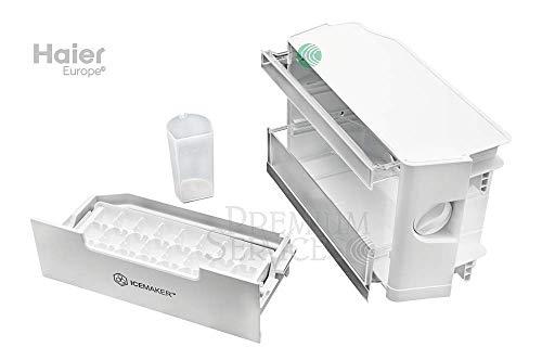 Original Haier-Ersatzteil: Eiszubereitung für Side-by-Side Kühlschrank Herstellernummer SPHA01227640 | Kompatibel mit den folgenden Modellen: HRF-800DGS8 | ice maker - Maker Kühlschränke Mit Ice