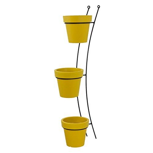 cache pots pot jaune. Black Bedroom Furniture Sets. Home Design Ideas