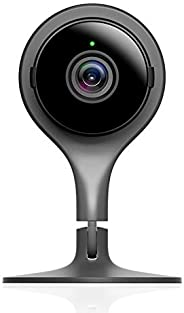 Nest Indoor Security Camera Black NC1102ES