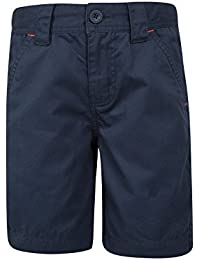 Mountain Warehouse Short Bermuda Enfant Garçon Coton Poches Waterfall
