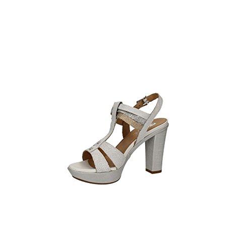 IGI&CO 7857 Sandalo Tacco Donna Bianco