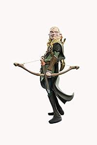 Weta Collectibles- Mini Epics Figura Coleccionable Legolas, El Señor de los Anillos, Multicolor (Weta Workshop 865002524WETA)