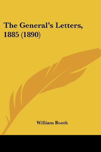 The General's Letters, 1885 (1890)