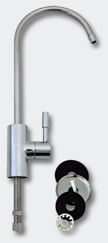 Naturewater 1/4Inch - 6.35mm Design II D-13 Reverse Osmosis Water Tap