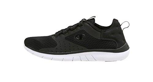 Champion Low Cut Shoe Alpha Cloud, Chaussures de Running Compétition Homme Noir (New Black Kk001)