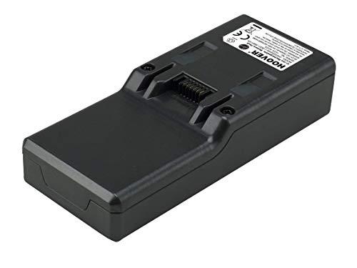 Hoover B001 Batería de litio, Plástico, negro