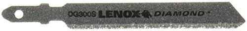 Lenox Tools 12149DG300S Einzel-Stichsägeblatt mit T-Schaft und
