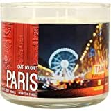 Bath and Body Works Paris Cafe Bouquet 14,5 oz 3 Docht Kerze