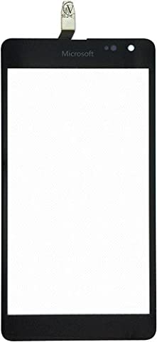Microsoft Lumia 535 Touch Screen Digitizer. Replacement Touch Screen Repair Part. UK Version