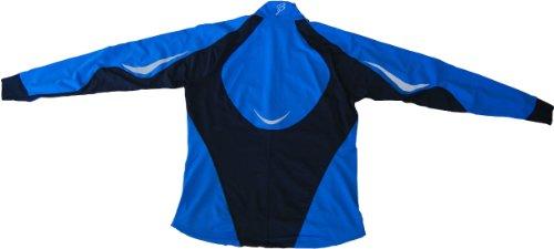 Björn Daehlie, Giacca Uomo Olympic Light Blu (skydiver/black/silver)