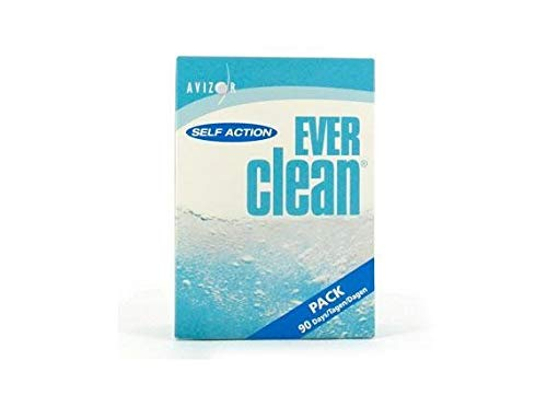 Avizor Ever Clean, 2 x 350 ml Mit Bio-Indikator + Neutralisationstabletten 90 St