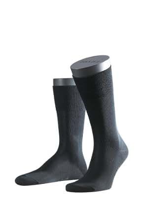 FALKE Herren Socken 14662 Tiago Business SO, Gr. 39/40, Schwarz