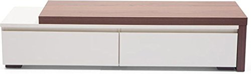 Urban Ladder Bayern TV Unit (Walnut)