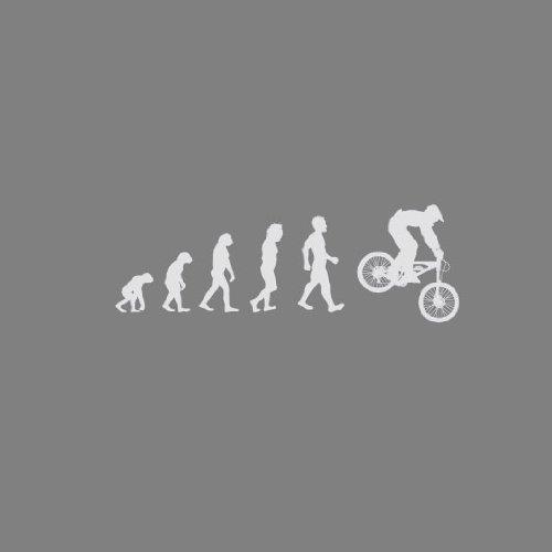 Planet Nerd - Evo Downhill - Damen T-Shirt Hellblau