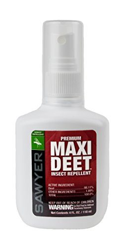 Sawyer Productos Premium Maxi-deet Repelente de Insectos