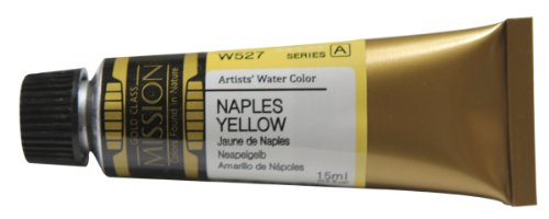 mission-gold-water-color-15ml-naples-yellow-by-mijello-mission-gold-class