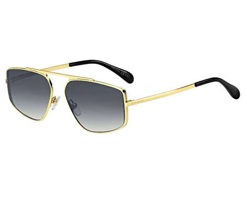 Givenchy Sonnenbrillen GV 7127/S GOLD/GREY SHADED Unisex