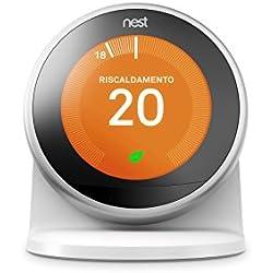 Nest Supporto per il Nest Learning Thermostat di Terza Generazione