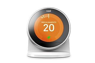 Nest AT2100EX Soporte para Termostato, Blanco (B01NBOSH1L) | Amazon price tracker / tracking, Amazon price history charts, Amazon price watches, Amazon price drop alerts