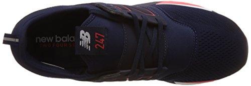 New Balance 247 Herren Sneaker Schwarz Blau
