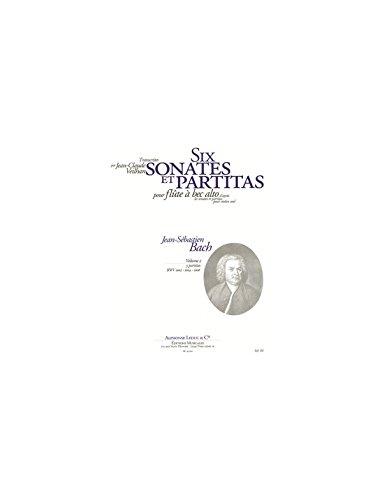 J.S. Bach: Violin Sonatas & Partitas Arr. for Treble Recorder Solo - Volume 2