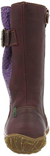 El Naturalista Nido, Bottes mi-hauteur avec doublure chaude fille Violet - Violet