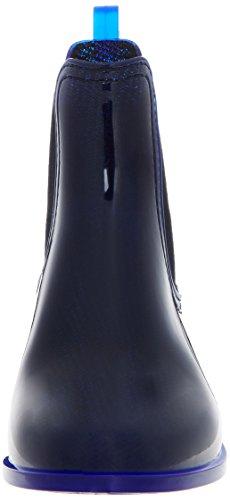 Lemon Jelly Comfy, Damen Kurzschaft Gummistiefel Blau (Indigo)