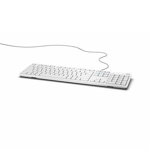 Dell KB216 580-ADHW Mutlimedia Tastatur weiß - 3
