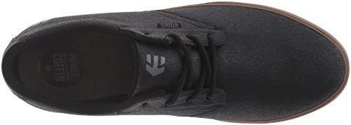 Etnies Jameson Vulc, Chaussures de Skateboard Homme Black