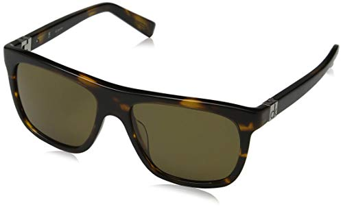 Calvin Klein Unisex-Erwachsene CK4222S-004-54 Sonnenbrille, Havana, 54