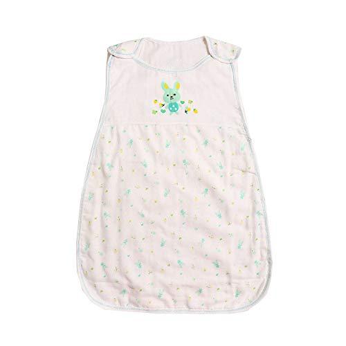 507faf7bf Vandesun - Saco de dormir para bebé (2,5 tog, 2 capas, unisex, para recién  nacidos, de 0 a 3 años, diseño de conejo, oveja, coche y oso de dibujos  animados ...