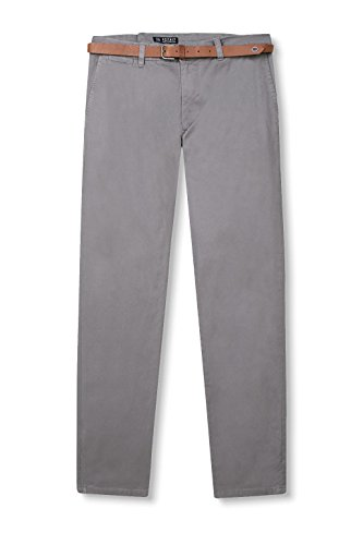 Esprit 027ee2b005, Pantalon Homme Gris (Grey)