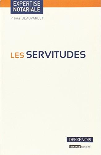 Les servitudes