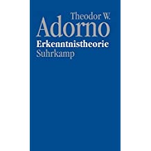 Nachgelassene Schriften. Abteilung IV: Vorlesungen: Band 1: Erkenntnistheorie (1957/58)