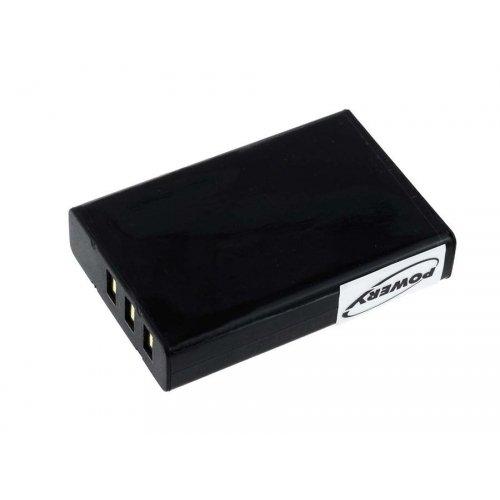 Batería para Escáner Unitech PA600, 3,7V, Li-Ion