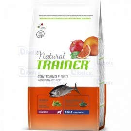 Trainer (Nova Foods)) - Trainer - Nat Medium Adult Tonno 12Kg
