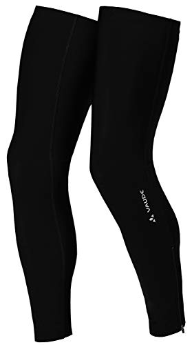 VAUDE Beinlinge Leg Warmer, Black, M, 03350