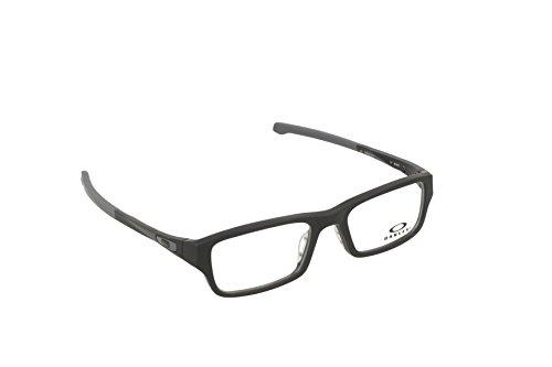 Preisvergleich Produktbild Oakley Gestell 8039 (53 mm) SATIN BLACK WITH DEMO LENS LENS
