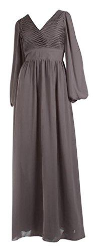 My Evening Dress Scarlett, Robe Femme Gris
