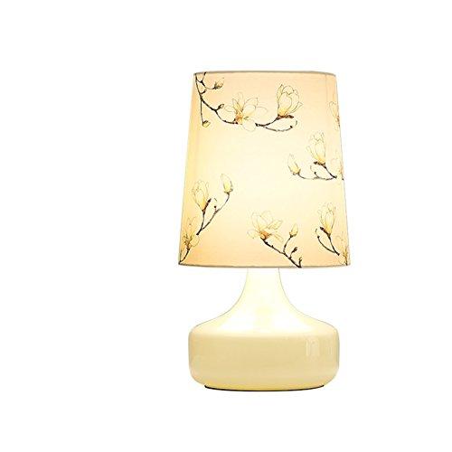 lampada da comodino occhio creativo/ Nordic camera da letto luce/Salotto moderno e semplice panno decorativo lampada-C